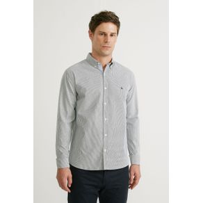 Camisa Ml Oxford Listrada Paris