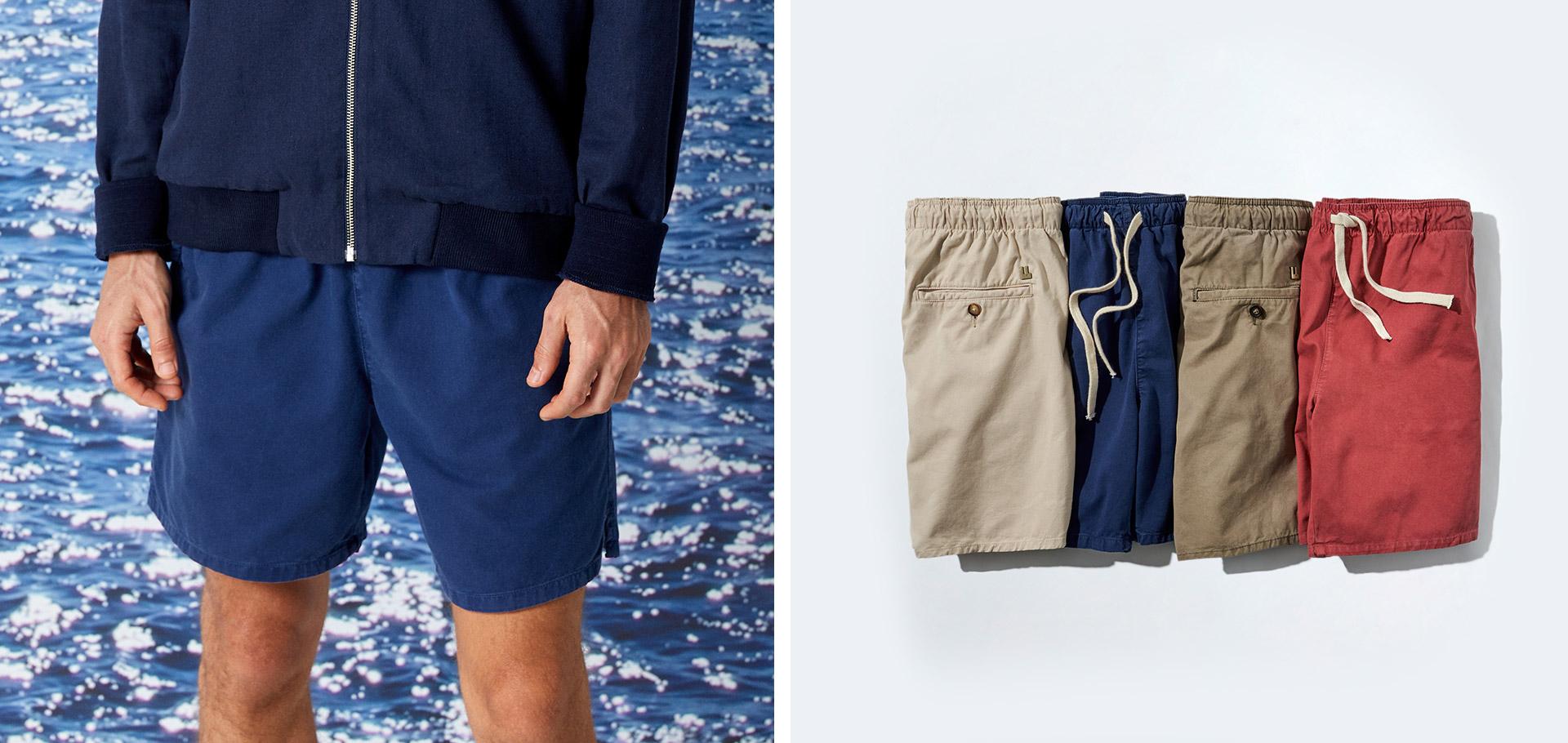2 - bermudas e shorts
