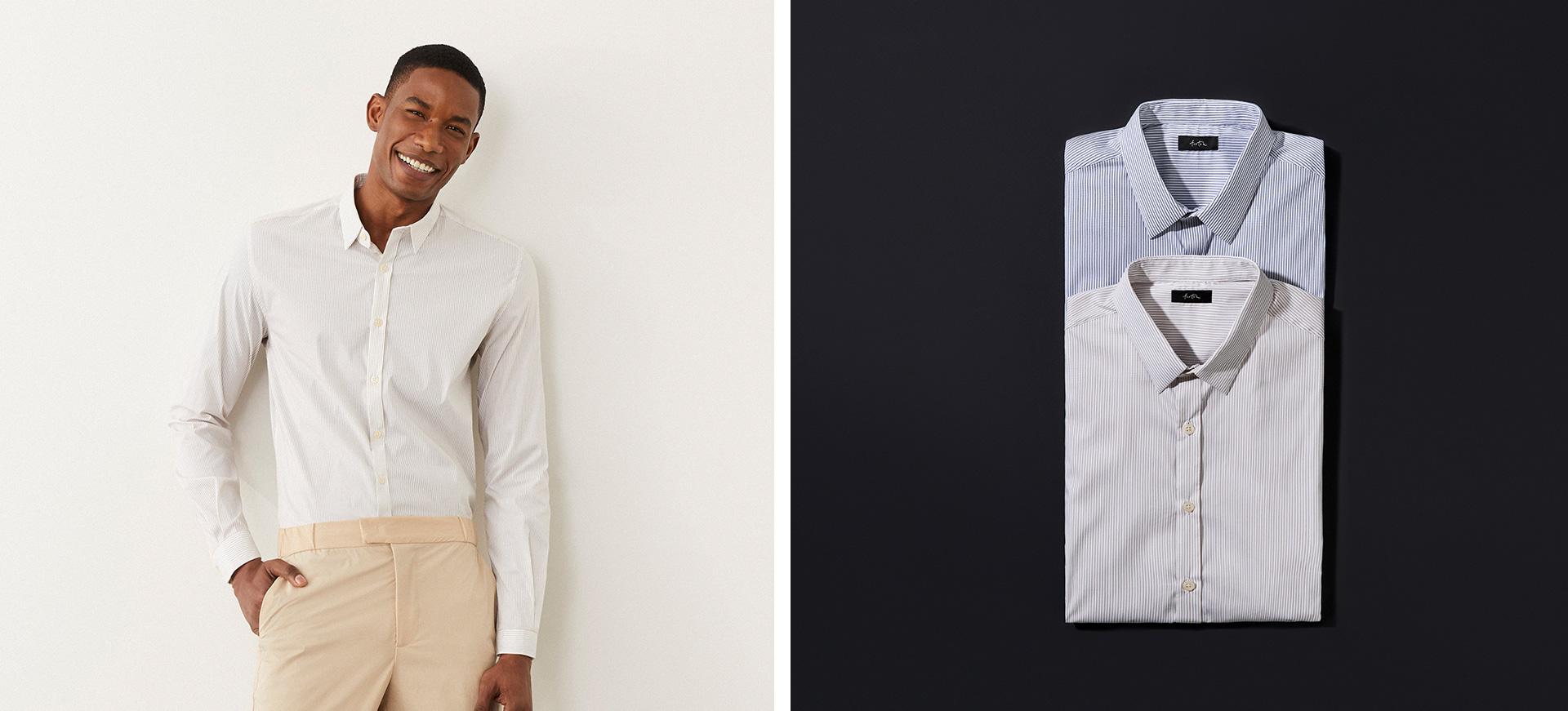3 - Foxton - Camisas 40%