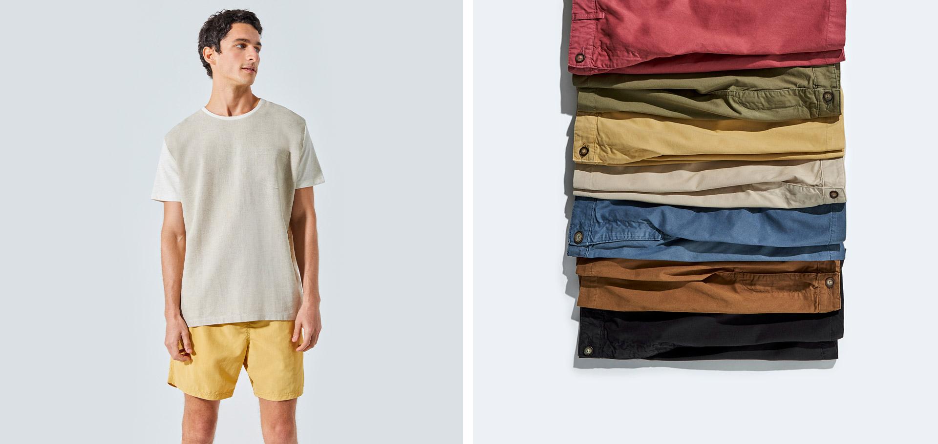 1 - Bermudas/Shorts